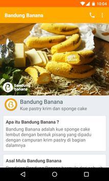 Bandung Banana poster