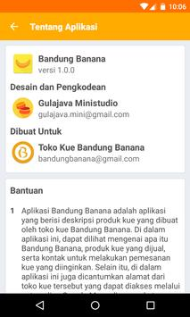 Bandung Banana apk screenshot