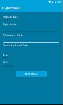 FlightPlanner apk screenshot