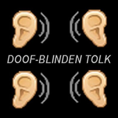 Deaf-Blind Interpreter icon