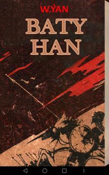 Baty han (latyn) poster