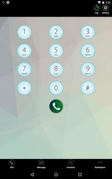 DOZE Dialer apk screenshot