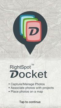 Docket Rightspot poster