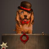 Mr Dog Golden Retriever icon