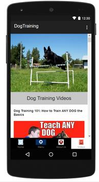 Dog Training Practical Guide apk screenshot