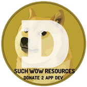 Dogecoin - WOW SUCH Resources icon