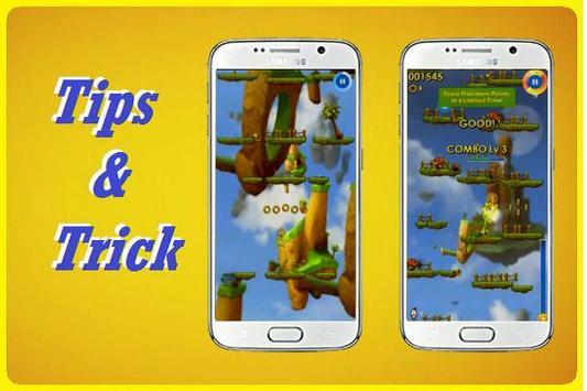 BEST SONIC JUMP FEVER TIPS apk screenshot