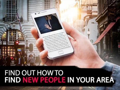 Guide for Badoo Meet People poster