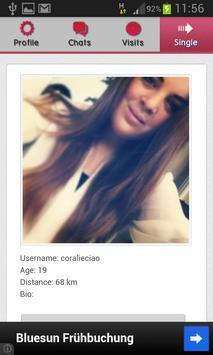 Free Dating App & Flirt Chat poster