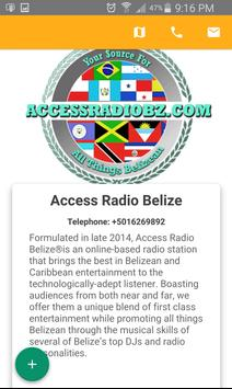 Info Market Belize apk screenshot