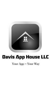 Davis App House poster