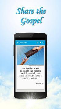 Daily Bless - Bible Verses apk screenshot