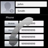 Dial All Contact Numbers-Free icon