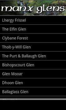 Manx Glens poster