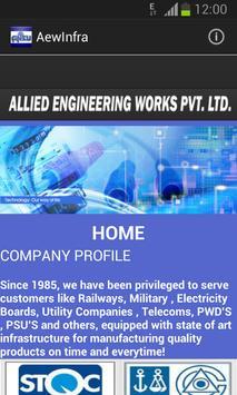 Allied Engineering Works Ltd. poster