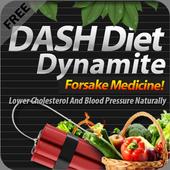 Dash Diet Dynamite icon