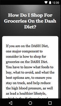 Dash Diet Dynamite apk screenshot