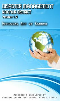 Kannur Disaster Management apk screenshot