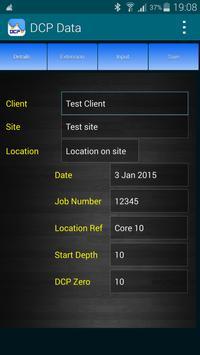 DCP Data apk screenshot