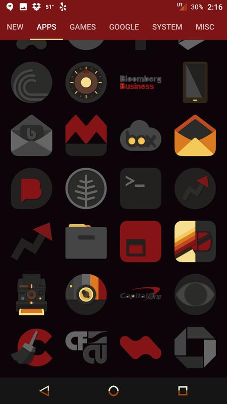 Desaturate - Free Icon Pack APK Download