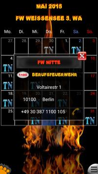 Dienstplan BF Berlin (Free) apk screenshot