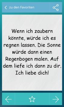 Liebesgedichte, Liebe Zitate apk screenshot