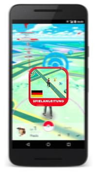 Deustch Guide for Pokemon GO poster