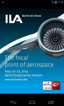 ILA Berlin Air Show 2014 poster