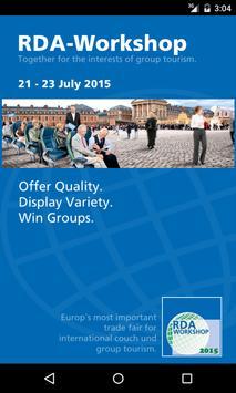 RDA-Workshop poster