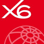 CAS genesisWorld x6 icon