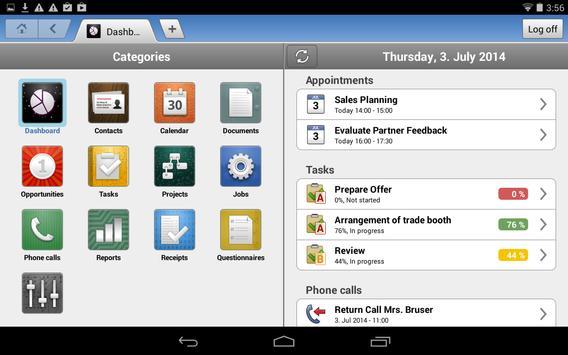 CAS genesisWorld x6 apk screenshot