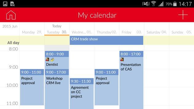 CAS genesisWorld x7 apk screenshot