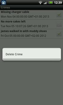 Office Crimes apk screenshot