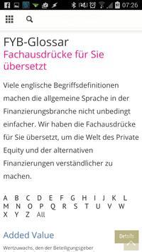 FYB - FINANCIAL YEARBOOK apk screenshot