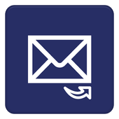 SMS to Mail icon