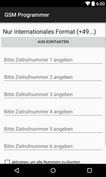 GSM Programmer apk screenshot