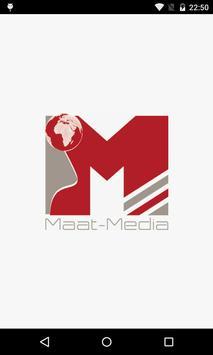 Maat Media poster