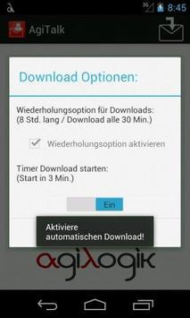 Agilogik Basis Messenger apk screenshot