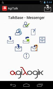 Agilogik Basis Messenger poster