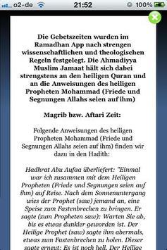 Ramadhan apk screenshot