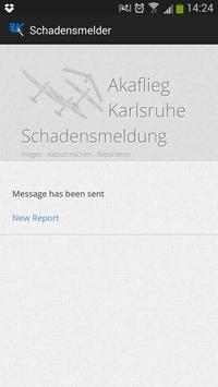 Schadensmelder apk screenshot