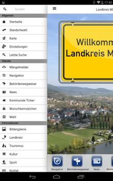 Landkreis Miltenberg apk screenshot