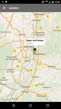 Rechtsanwälte Zipper & Partner apk screenshot