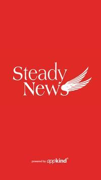 Steadynews poster