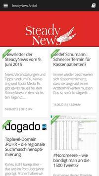 Steadynews apk screenshot