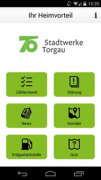 Stadtwerke Torgau poster