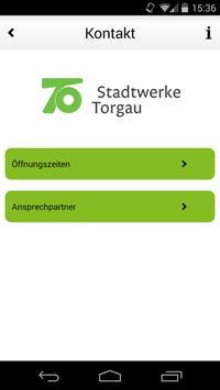 Stadtwerke Torgau apk screenshot