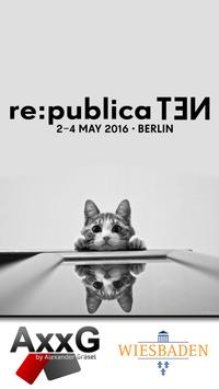 re:publica 16 poster