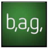 BAG electronics icon
