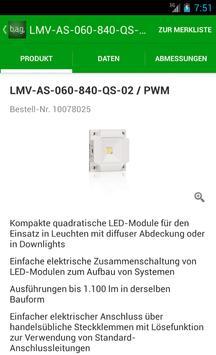 BAG electronics apk screenshot